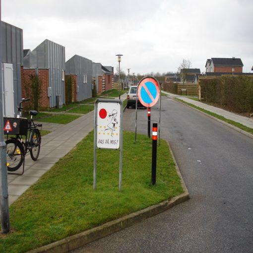 Trafik skilte