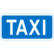 Taxi holdeplads