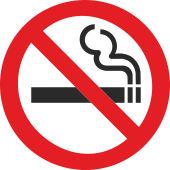 DS104 Rygning forbudt