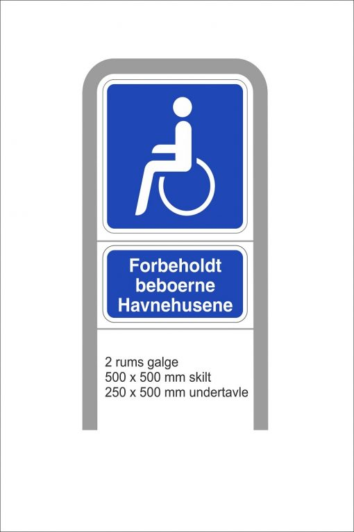 Handicapskilte