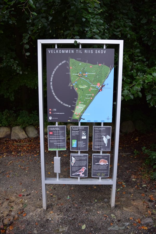 Informationstavler Århus Kommune